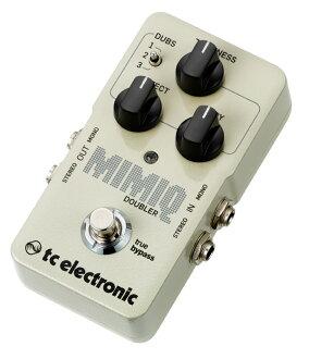 t.c.electronic Mimiq 倍频器全新实时双轨道踏板 [TC 电子],[模仿倍频器、 效应器和效应器 [视频]