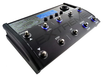 TC HELICON VoiceLive 3 极端新声乐和吉他的多方面影响 [TC Helicon,t.c.electronic,TC 电子] [男孩活着,活套,循环 [声乐多效应]
