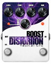 Boostdistortion