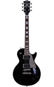 像Tokai ALC55JS BB新货乔恩犀牛樟一样的黑色[TOKAI,东海乐器][传统风格][Les Paul Custom,莱斯·保罗特别定做Les Paul Custom,莱斯·保罗特别定做型][Black,黑][John Sykes][Electric Guitar,电子吉他][ALC-55JS]