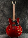Tokai ES78 SR 新品 シースルーレッド[トーカイ][Red,赤][セミアコ][ES-335タイプ][Electric Guitar,エレキギター][ES-78]