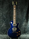 Tokai LS142Q IB 新品 インディゴブルー[トーカイ,東海楽器][国産][Les Paul,レスポールタイプ][Indigo Blue,青][Electric Guitar,エレ…