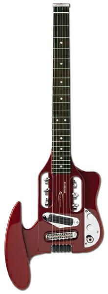 Traveler Guitar Speedster Red Lefty [左利き用] 新品[トラベラーギター][スピードスター][レッド,赤][Electric Guitar,エレキギター]