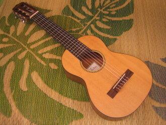 科尔多瓦 Guilele 新 guitalele [科尔多瓦] 和 [Gilera] [6 弦] [夏威夷四弦琴,夏威夷四弦琴]