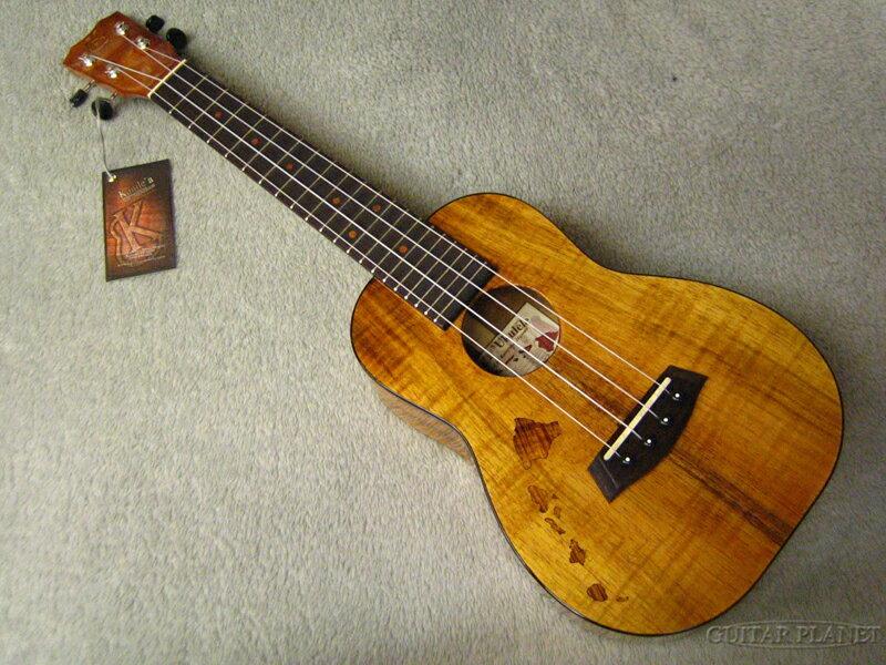 【当店オーダー品】Kanile'a ISL-Concert Custom #0616-15031 新品 コンサートウクレレ[カニレア][カスタム][Hawaiian Koa,ハワイアンコア材単板][Concert Ukulele][Kanilea]