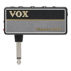 VOX amPlug Classic Rock G2 新品 AP2-CR[ヴォックス][アンプラグ][ギターヘッドホンアンプ,Guitar Headphone Amplifier][amPlug2]