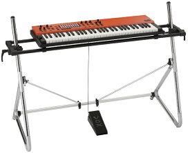 【純正スタンド付き】VOX Continental AL-61 新品 61鍵盤 電子キーボード[ボックス][AL61][Piaggero][Red,赤][61Key][ファミリーキーボード,ファミキー,Keyboard][Stand][Set,セット]