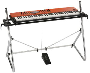 【純正スタンド付き】VOX Continental AL-73 新品 73鍵盤 電子キーボード[ボックス][AL73][Piaggero][Red,赤][61Key][ファミリーキーボード,ファミキー,Keyboard][Stand][Set,セット]