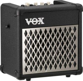 VOX MINI5 节奏节奏功能与新的黑色 [Vox] [吉他组合放大器、 吉他放大器和组合]