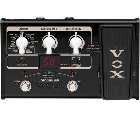 VOX StompLab 2G 新品 マルチエフェクター IIG[ヴォックス][ストンプラブ,Stomp Lab][SL2G][Multi Effector]
