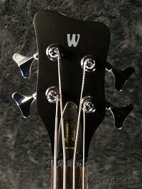 【木材選定品!】WarwickTeamBuiltStreamerStageI4st-NirvanaBlack-新品[ワーウィック][ストリーマー,ステージ][ニルバーナブラック,木目][ElectricBass,エレキベース]