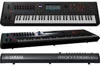【送料無料】YAMAHAMONTAGE6新品[ヤマハ][61鍵][モンテージ][Synthesizer,シンセサイザー,Keyboard,キーボード]