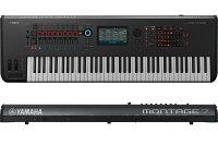 【送料無料】YAMAHAMONTAGE7新品[ヤマハ][76鍵][モンテージ][Synthesizer,シンセサイザー,Keyboard,キーボード]