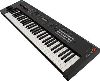 YAMAHA MX61 BK신품 61 건반 신디사이저[야마하][Black, 블랙, 흑][Synthesizer][Keyboard, 키보드][MX-61]