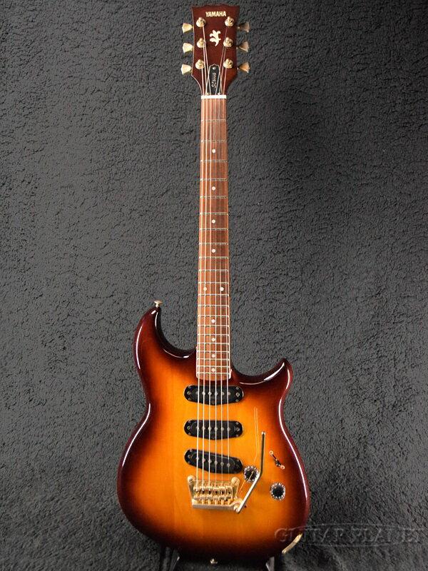 【中古】YAMAHA SC5000 -BS (Brown Sunburst)- 1980年代製[ヤマハ][国産][ブラウンサンバースト][Electric Guitar,エレキギター][SC5000]【used_エレキギター】