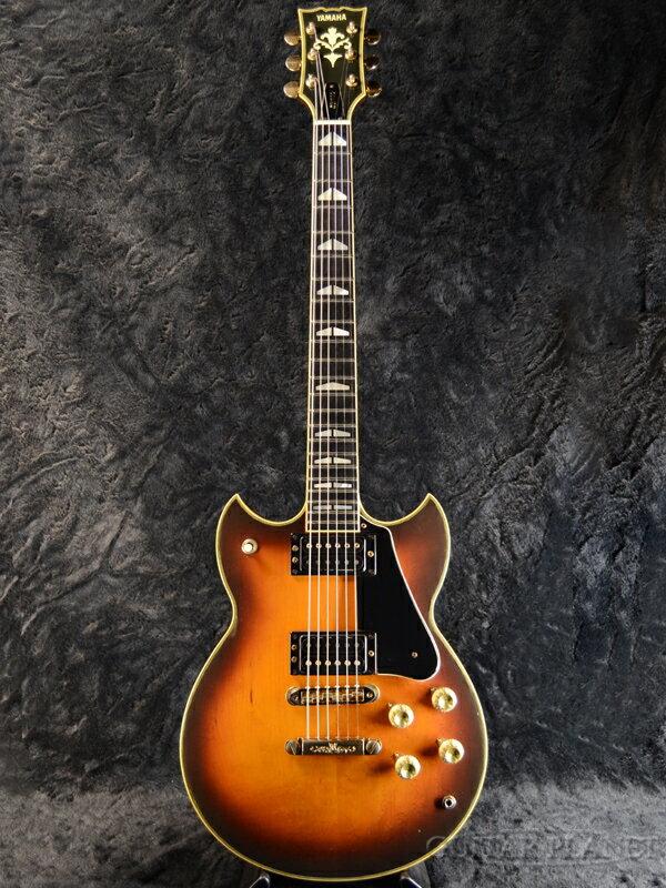 【中古】YAMAHA SG1000 -BS (Brown Sunburst)- 1981年製【良杢!】[ヤマハ][国産][ブラウンサンバースト][Electric Guitar,エレキギター]【used_エレキギター】