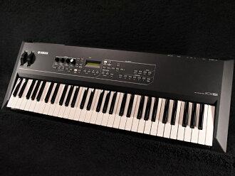 YAMAHA KX61 USB KEYBOARD STUDIO 2000년대제[야마하][스튜디오][Black, 블랙, 흑][MIDI 키보드][KX-61]