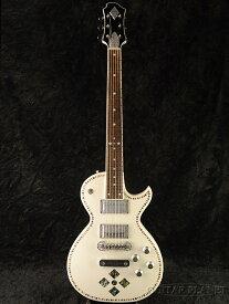 Zemaitis A24SU White Pearl Diamond 新品[ゼマティス][国産][ホワイトパールダイヤモンド,白][Les Paul,レスポールタイプ][Electric Guitar,エレキギター]