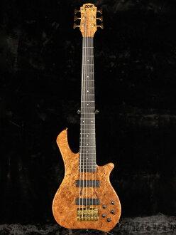 Zon Legacy Elite6-Natural-2012年製造[zon][Natural,天然][6strings,6弦][Electric Bass,電子吉他基礎]