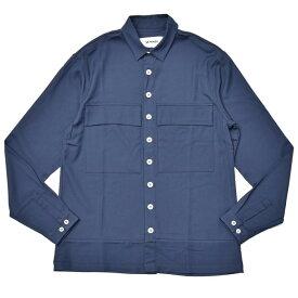 【SALE50%OFF】SUNNEI(サンネイ)レーヨンポリソリッドワークシャツ MS01ACB 11091405025