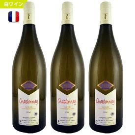 【3本セット】2016ドメーヌ・R・デ・ラ・グランジ シャルドネDomaine R de la Grange Chardonnay