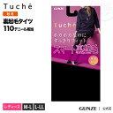GUNZE(グンゼ)/Tuche(トゥシェ)/無地タイツ(婦人)/TUW20H