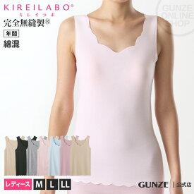 GUNZE(グンゼ)/KIREILABO(キレイラボ)/ラン型インナー(レディース)/KL1853R/M〜LL/梁瀬