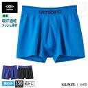 【150cm】GUNZE(グンゼ)/umbro(アンブロ)/メッシュボクサーパンツ(前とじ)(男の子)/UBS7775/150cm