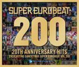 (オムニバス) スーパーユーロビート VOL.200(2CD+DVD) [CD]