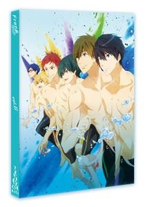 Free!-Dive to the Future- Vol.6 [DVD]