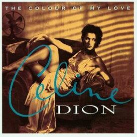輸入盤 CELINE DION / COLOUR OF MY LOVE (2018 TURQUOISE VINYL) [2LP]