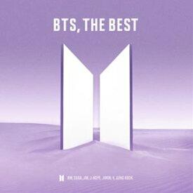 BTS / BTS, THE BEST(通常盤・初回プレス) (初回仕様) [CD]