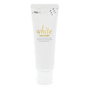 【医薬部外品】ジーシー ルシェロ歯みがきペーストホワイト (薬用歯みがき粉) 100g