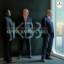 [CD]KENNY BARRON TRIO ケニー・バロン・トリオ/BOOK OF INTUITION【輸入盤】