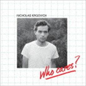 ニコラス・ケルゴヴィッチ / Who Cares? + On Cahuenga [CD]