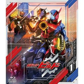 仮面ライダービルド Blu-ray COLLECTION 1 [Blu-ray]