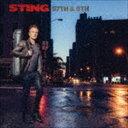 [CD] スティング/ニューヨーク9番街57丁目(デラックス盤/SHM-CD+DVD)