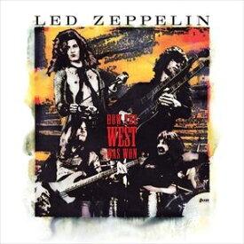輸入盤 LED ZEPPELIN / HOW THE WEST WAS WON [BLU-RAY AUDIO]