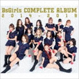 BsGirls / BsGirls COMPLETE ALBUM 2014-2019(TYPE-A/2CD+DVD) [CD]