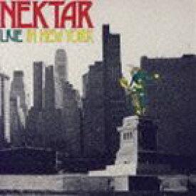ネクター / コンプリート・ライヴ・イン・ニューヨーク(SHM-CD+CD) [CD]
