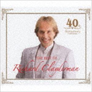 [CD] リチャード・クレイダーマン/デビュー40周年記念ベスト(来日記念盤/2CD+DVD)