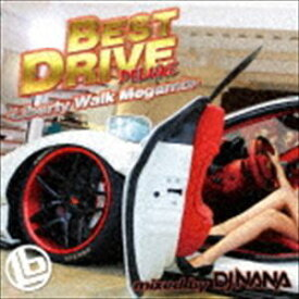 DJ NANA(MIX) / ベスト・ドライブ・デラックス -リバティーウォーク・メガミックス(CD+DVD/スペシャルプライス盤) [CD]