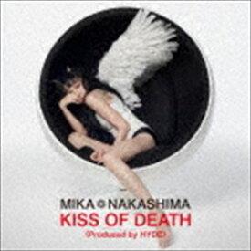 中島美嘉 / KISS OF DEATH(Produced by HYDE)(初回生産限定盤B/CD+DVD) [CD]