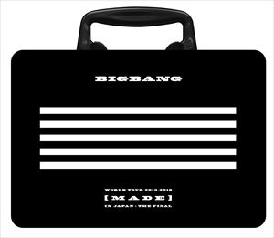 BIGBANG WORLD TOUR 2015〜2016[MADE]IN JAPAN:THE FINAL -DELUXE EDITION-(初回生産限定) [DVD]