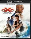 [Blu-ray] トリプルX:再起動 4K ULTRA HD+Blu-rayセット