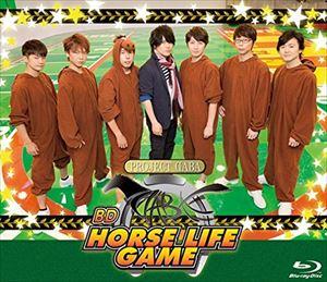[Blu-ray] DABA HORSE LIFE GAME Blu-ray