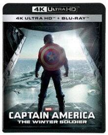 キャプテン・アメリカ/ウィンター・ソルジャー 4K UHD [Ultra HD Blu-ray]