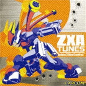 [CD] III/ロックマンゼクス アドベント サウンドトラック ゼクスエー チューンズ