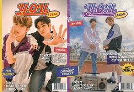 輸入盤 DONGKIZ I:KAN / 1ST SINGLE : Y.O.U [CD]