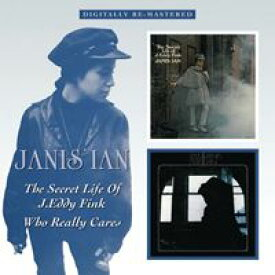 輸入盤 JANIS IAN / SECRET LIFE OF J.EDDY FINK / WHO REALLY CARES [CD]